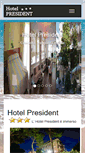 Mobile Preview of hotelpresidentcervia.it